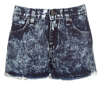 Rag & Bone Mini/Short Shorts Jeans Blue