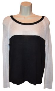 Rag & Bone Black White Sweater