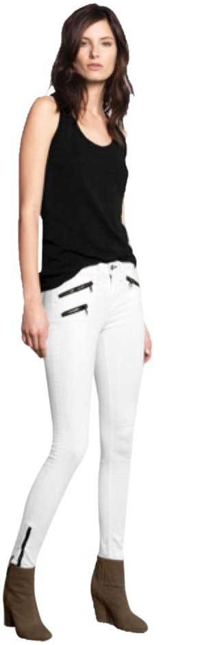 Rag and Bone RBW23 crop jeans