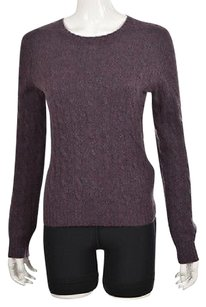 Ralph Lauren Black Label Womens Crewneck Long Sleeve Sweater