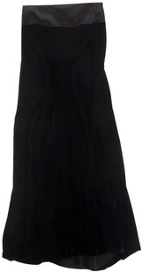 Ralph Lauren Black Label Straight Pencil Skirt Black
