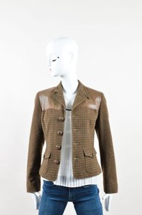 Ralph Lauren Collection Brown Multi-Color Jacket