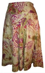 Ralph Lauren Skirt Multi paisley