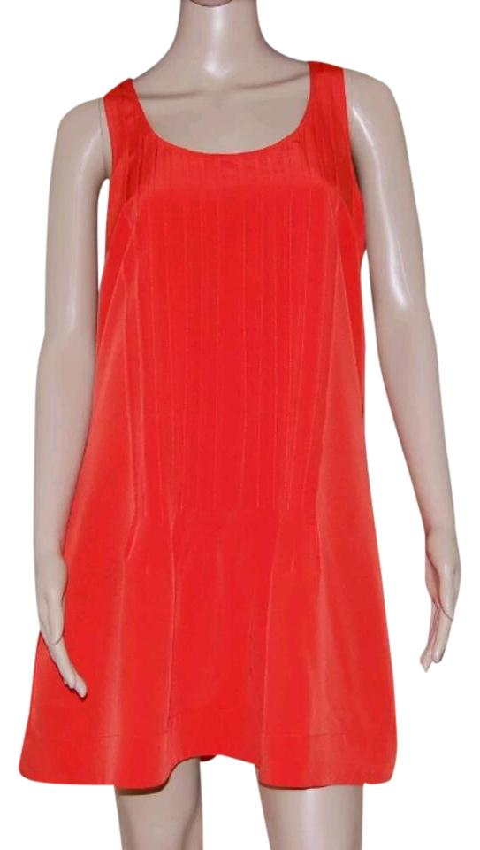 Ralph Lauren short dress Orange on Tradesy ...