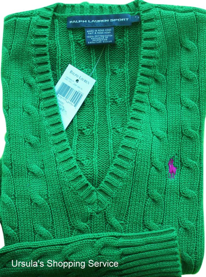 ralph lauren cable knit cotton sweater lauren ralph lauren shopper bag