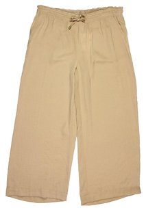 Ralph Lauren Wide Leg Pants gold