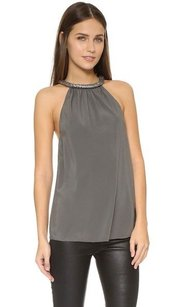 Ramy Brook Dark Renee Top Gray