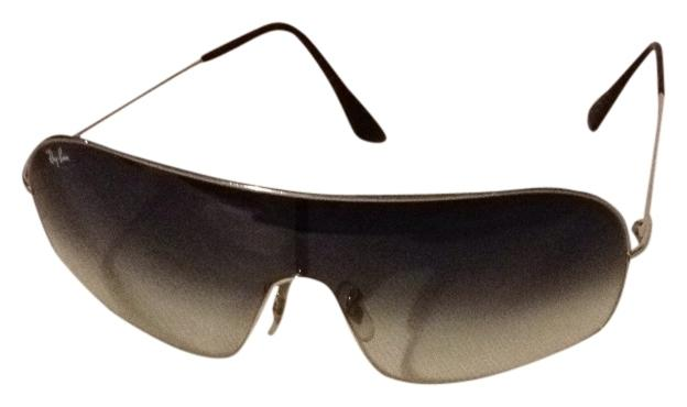 97cadb6bf5ceb ... release date ray ban ray ban chrome shield wrap around sunglasses a9cb9  a043a