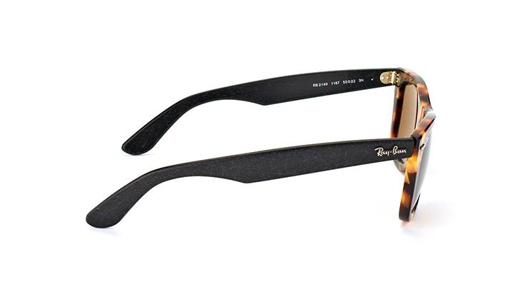 485aa34bee460 ... new zealand ray ban new original wayfarer sunglasses rb2140 c.1187  brown havana b 15
