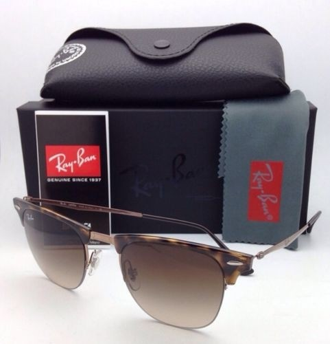 34ab4f97e57 reduced ray ban rb 8056 155 13 51 22 havana frame w brown fade new light