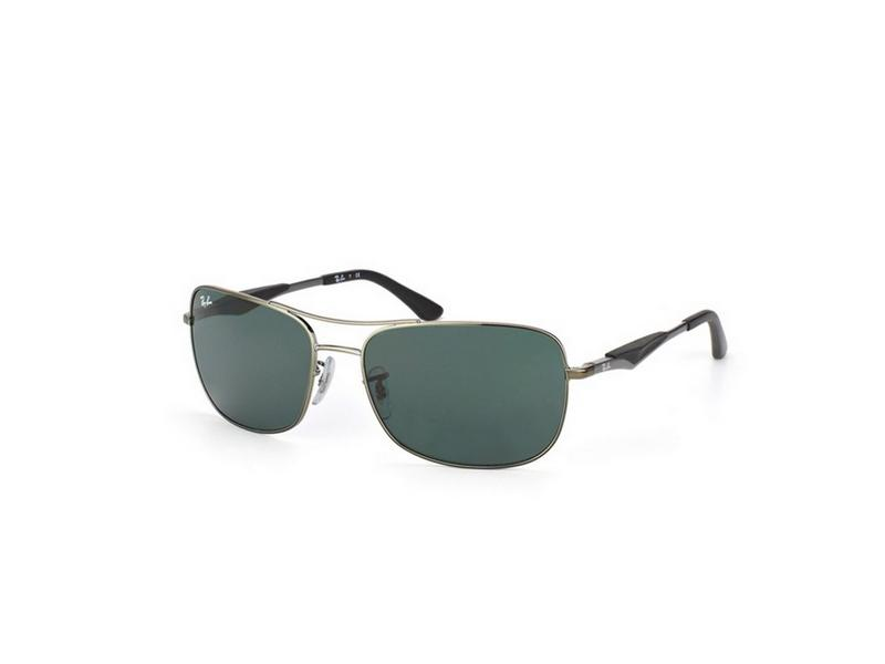 ray ban half frame aviator sunglasses  Ray-Ban Sunglasses \u0026 Accessories on Sale - Up to 80% off at Tradesy