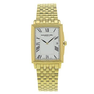 Raymond Weil Raymond Weil Tradition 5456-p-00300 Gold Steel Quartz Mens Watch