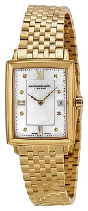 Raymond Weil RAYMOND WEIL Tradition White Dial Gold Plated Stainless Steel Ladies Watch