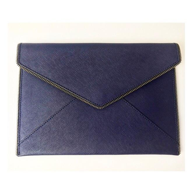Rebecca Minkoff Leo Navy Clutch on Sale, 26% Off | Clutches on Sale