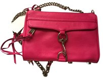 Rebecca Minkoff Leather Handbag Cross Body Bag