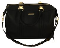 Rebecca Minkoff Leather Satchel in Black