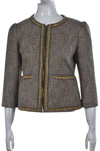 RED Valentino Womens Brown Jacket