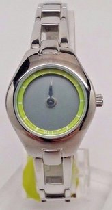 Relic Relic Zrj55008 Womens Digital Dial Silver Tone Watch