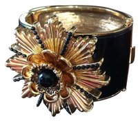 Robert Lee Morris CHANEL CALIBER STARBURST CUFF BANGLE FREDUCED