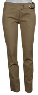 Roberto Cavalli Womens Dress Khaki Ankle Career Pants