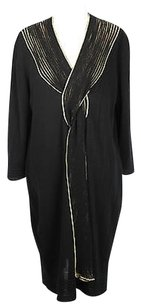 Roberto Cavalli short dress black Class Womens on Tradesy