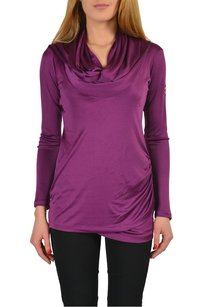 Roberto Cavalli Top Purple
