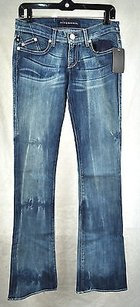 Rock & Republic Kurt Envy Blue Boot Cut Jeans