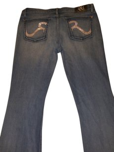 Rock republic Straight Leg Jeans-Light Wash