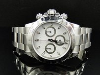 Rolex Excellent Condition Mens Stainless Steel Rolex Daytona Cosmograph Watch G Serial