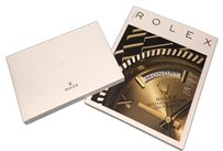 Rolex Hardcover Collector's Book & Magazine