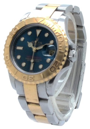 Rolex Rolex Yacht-master 169623 18K Yellow Gold and Stainless Steel Ladies Watch