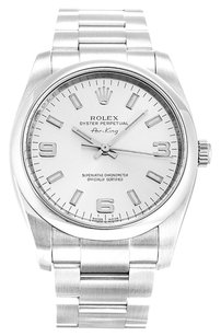Rolex ROLEX AIR-KING 114200 STAINLESS STEEL MEN'S WATCH