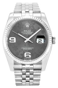 Rolex ROLEX DATEJUST 116234 STAINLESS STEEL MEN'S WATCH