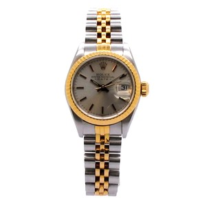 Rolex ROLEX DATEJUST 6917 SATIN DIAL LADIES WATCH