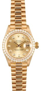 Rolex Rolex DateJust Diamond Ladies President Watch 179138