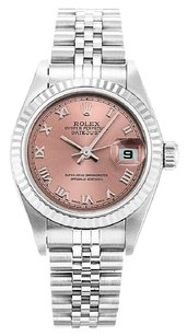Rolex ROLEX DATEJUST STAINLESS STEEL LADIES WATCH