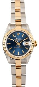 Rolex ROLEX DateJust Two-Tone Oyster Ladies Watch 69173