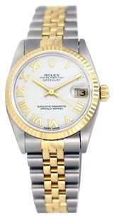 Rolex Rolex Datejust White Dial Lady Watch 6917