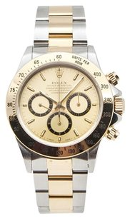 Rolex Rolex Daytona Cosmograph Stainless Steel and 18K Yellow Gold Men's Watch