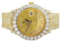 Rolex Rolex Day-date Ii 40mm President 228238 18k Yellow Gold Diamond Watch 36.5 Ct