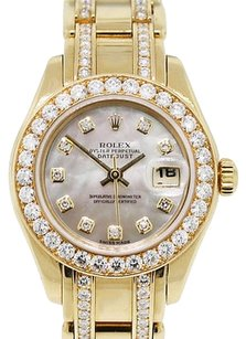 Rolex Rolex 80298 Diamond Masterpiece Ladies Watch