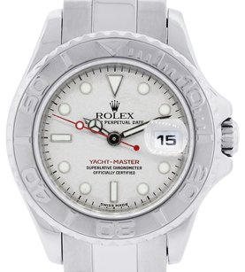 Rolex Rolex Yachtmaster 169622 Platinum Ladies Watch