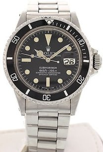 Rolex Vintage Rolex Oyster Perpetual Date Submariner 1680