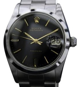Rolex Vintage Rolex Oysterdate Precision 6694 Manual 1965 Mens Swiss Watch Rx4022