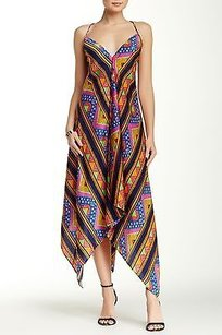 Multi-Color Maxi Dress by Romeo & Juliet Couture