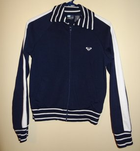 Roxy Navy / White Jacket