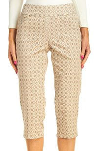 Ruby Rd. 75410 Capris Cotton-blends Cropped 3400-1309 Pants
