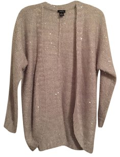 Rue 21 Taupe Sparkly Sweater