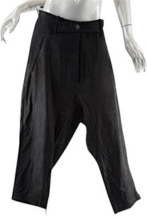 Rundholz 100 Genuine Relaxed Pants Black
