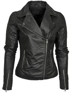 Ryanlifestyle Leather Jacket